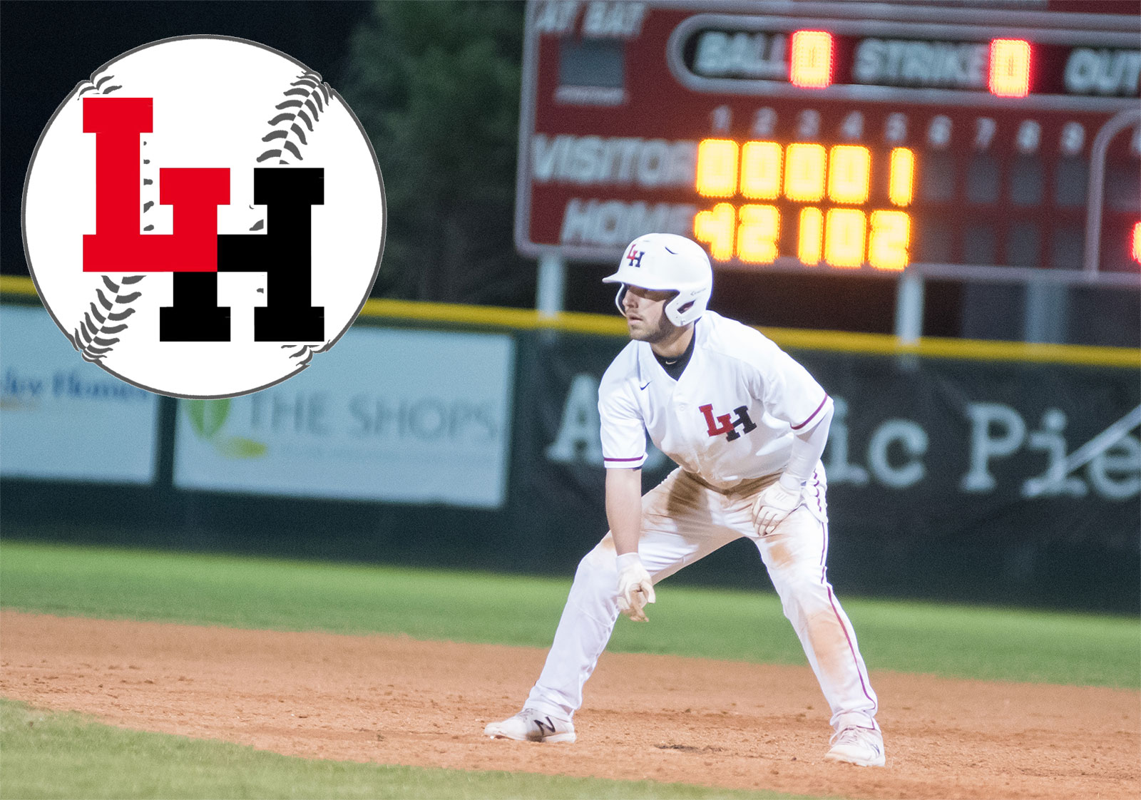 Header image for 2021 LAKE HIGHLANDS BASEBALL FUNDRAISER